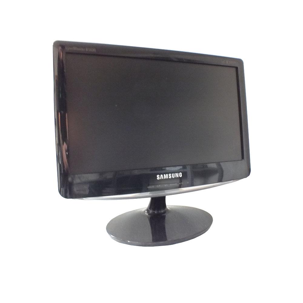 Monitor Samsung B1630 wide  15,6 polegadas