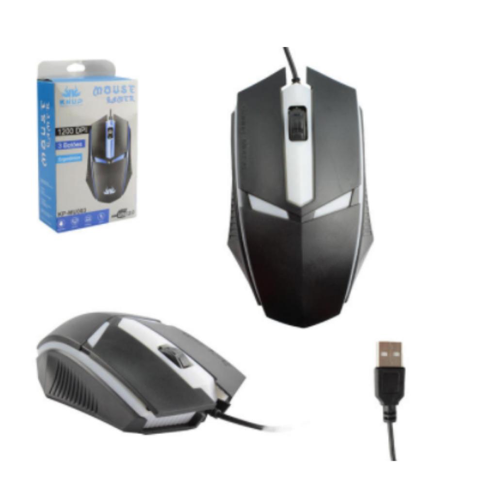 Mouse óptico Gamer KP-MU003