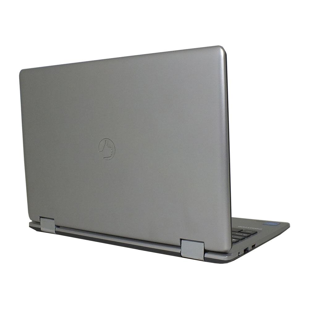 "Notebook 2 em 1 Positivo Celeron Dual Core 11.6"" SSD 64gb"