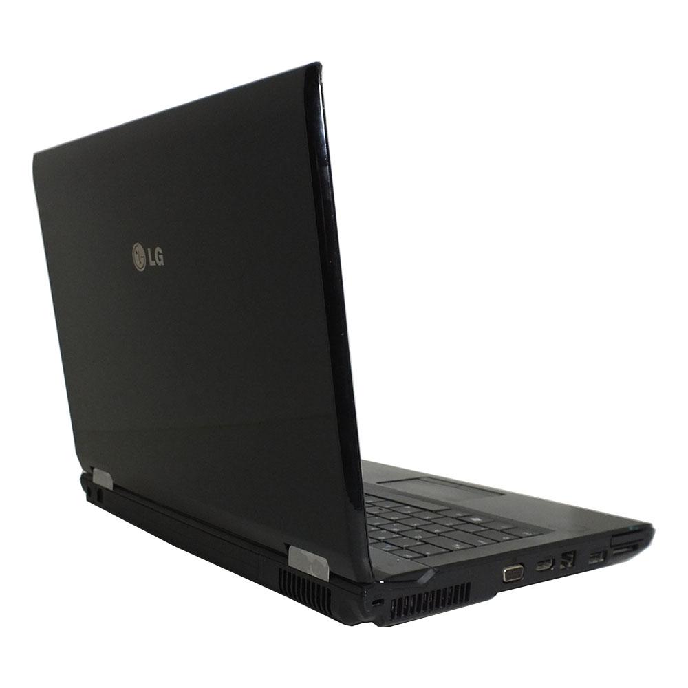 """Notebook LG - Intel Pentium T4400 - 4gb ram - HD 320gb - 14"""""""