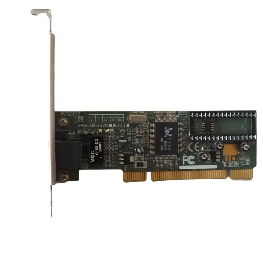 Placa De Rede Pci 10/100 Mbps