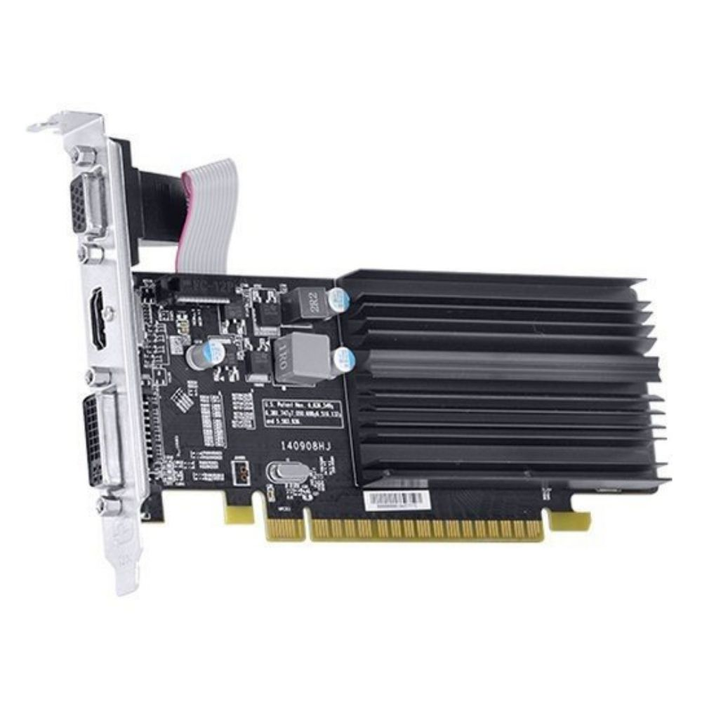 Placa de video Radeon 5450 1GB HDMI - DVI - VGA
