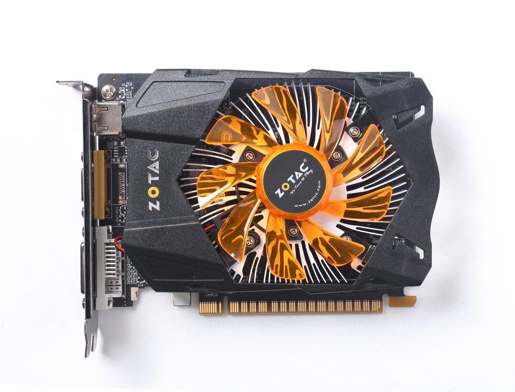 Placa de video zotac GTX 650 1GB