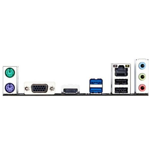 Placa mãe Centrium C2016-H110-H-D3 LGA 1151 DDR3 USB 2.0 - Usada