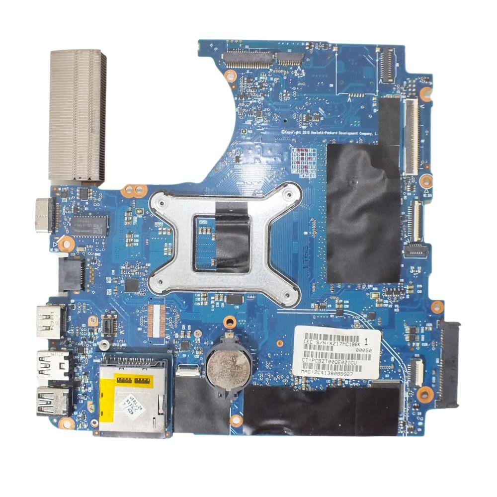 Placa Mãe Hp Probook 4430s c/ processador i3 2310m Usada