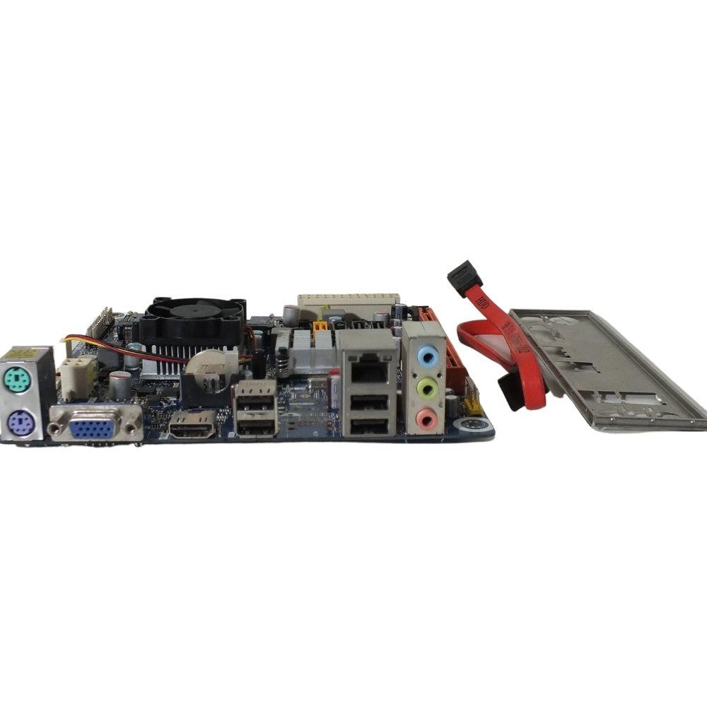Placa Mãe Pegatron IPXCR-VN1 com Processador Celeron