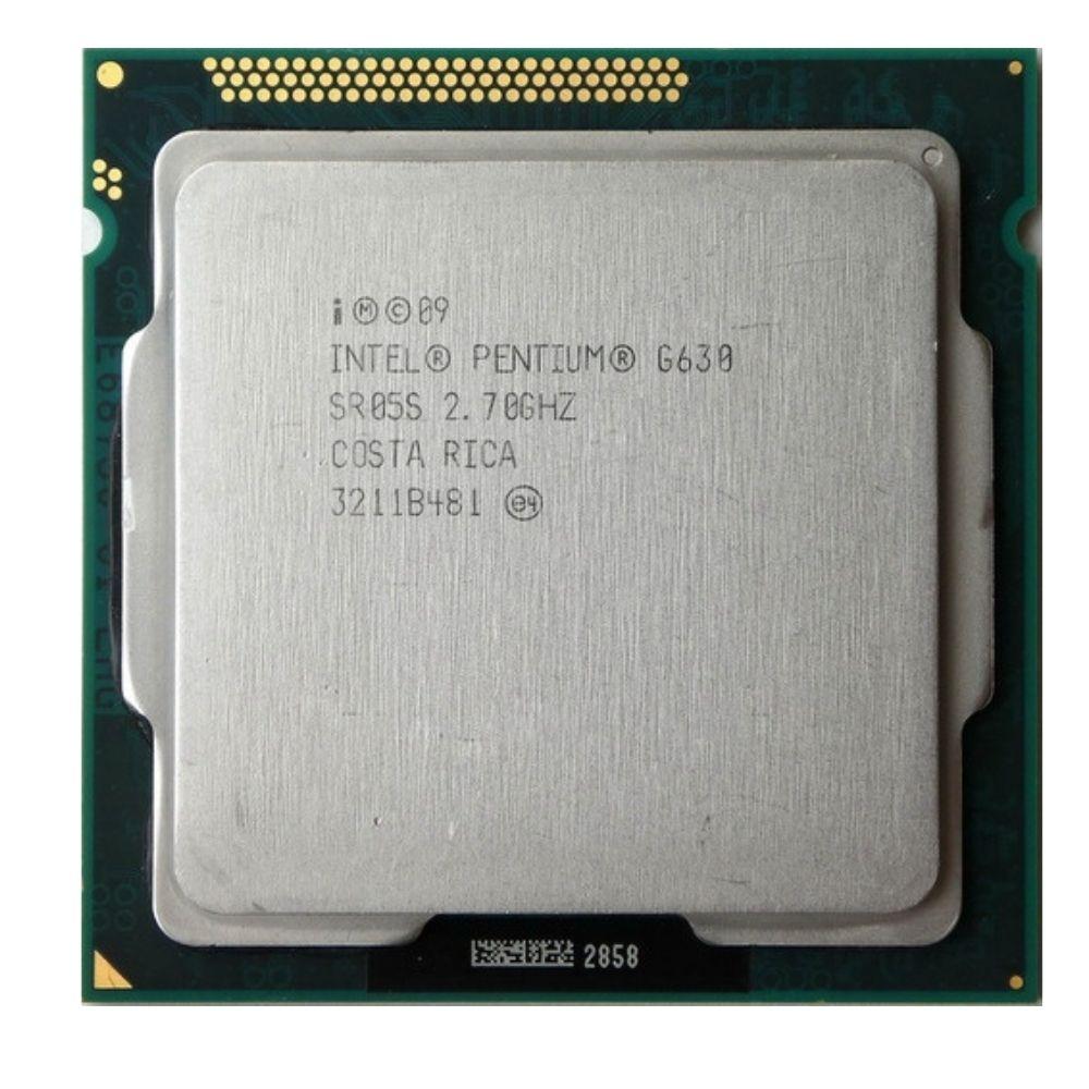 Processador Dual-Core G630 2.7 Ghz 3 Mb Cache Lga 1155