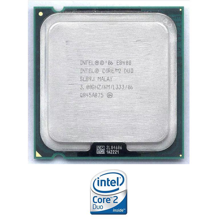 Processador Intel Core 2 Duo E8400 3.0 Ghz LGA 775