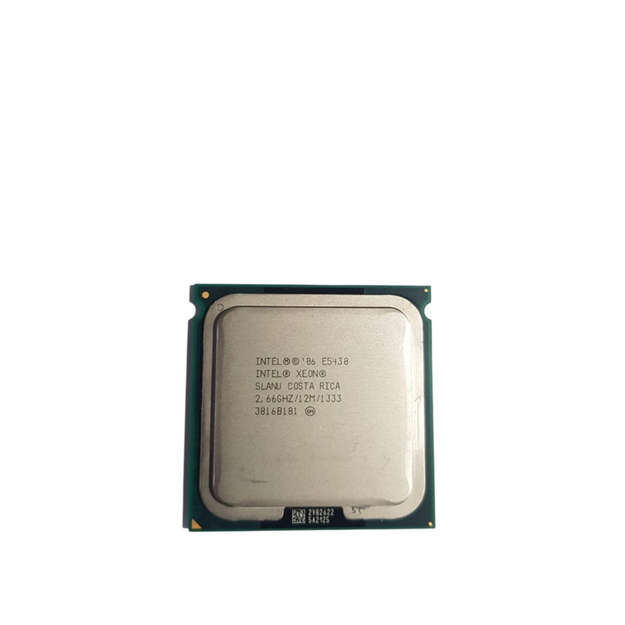 Processador Intel Xeon E5430 Lga771 2.66ghz 12mb