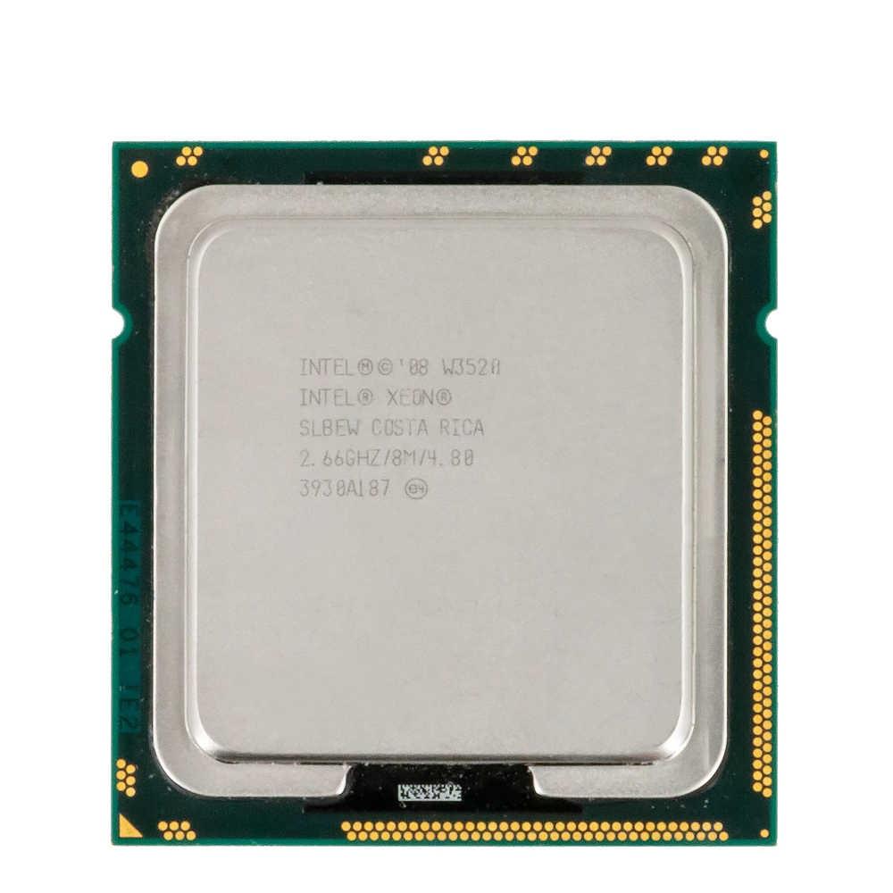 Processador Xeon Lga 1366 W3520 ( 2,66ghz / 8mb ) Quadcore
