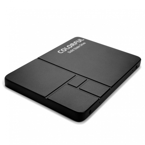 Ssd de 120gb - Sata 3 - Para PC, notebook e macbook - Colorful