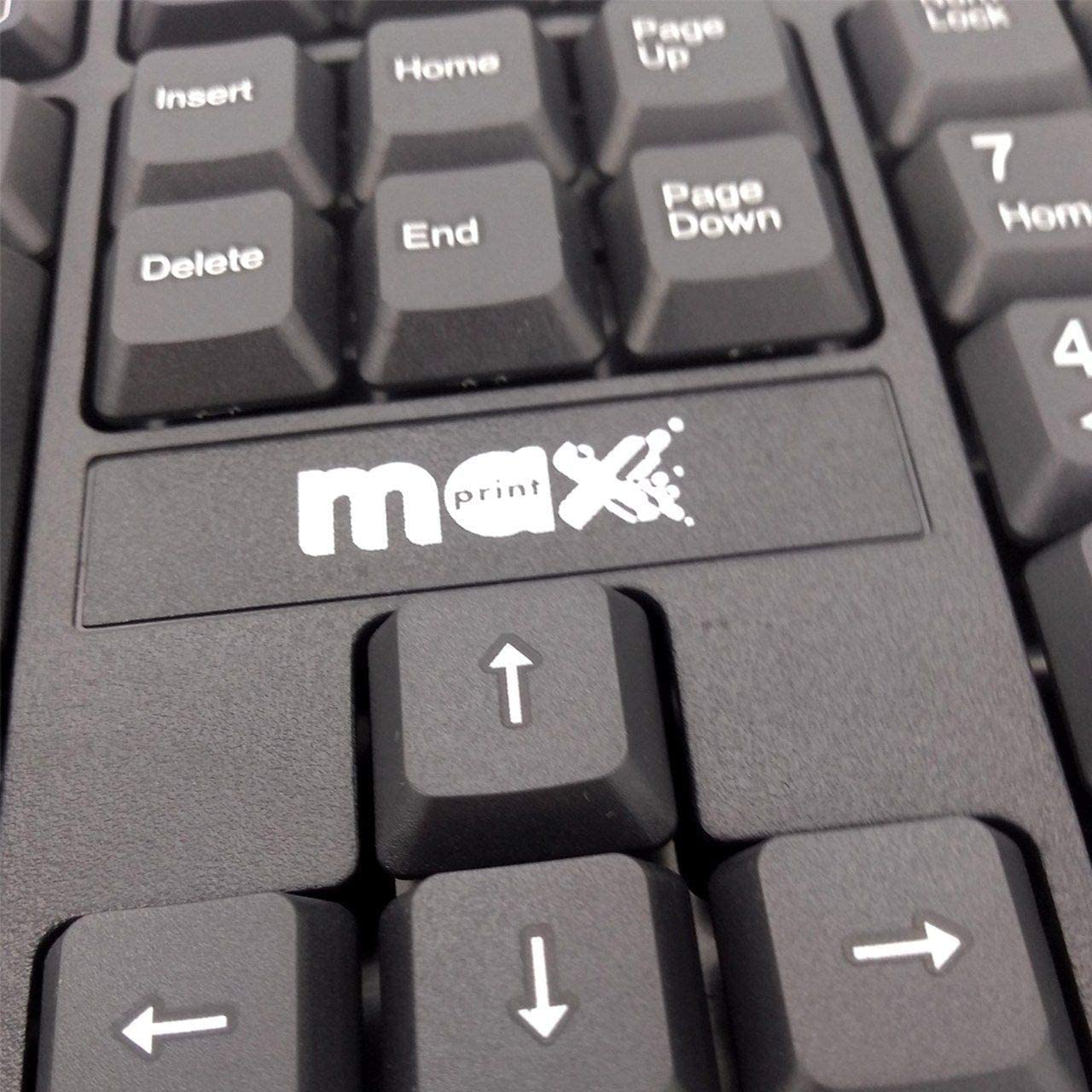 Teclado Padrão Usb Maxprint