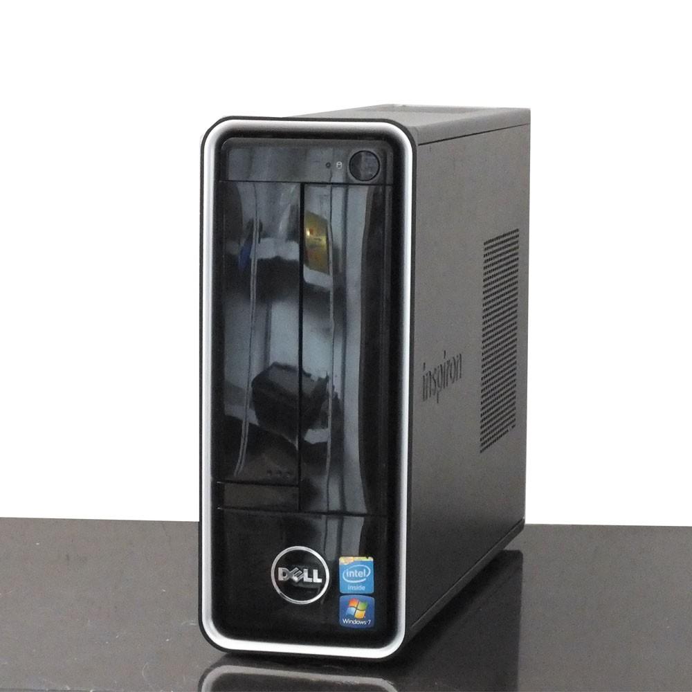 Usado: Computador Dell Inspiron 3647 - Core i3 4160 - 4gb ram - HD 500gb