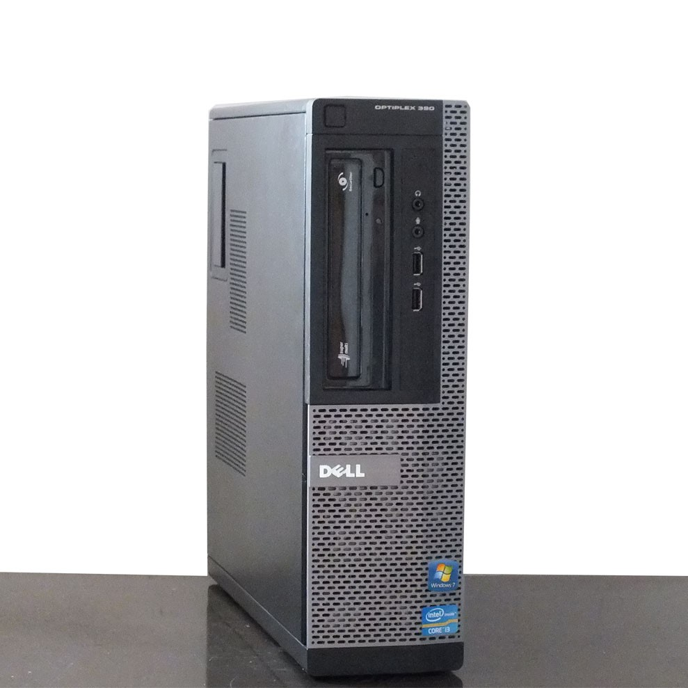 Usado: Computador Dell Optiplex 390 Core i3 2120 4gb ram hd 500gb