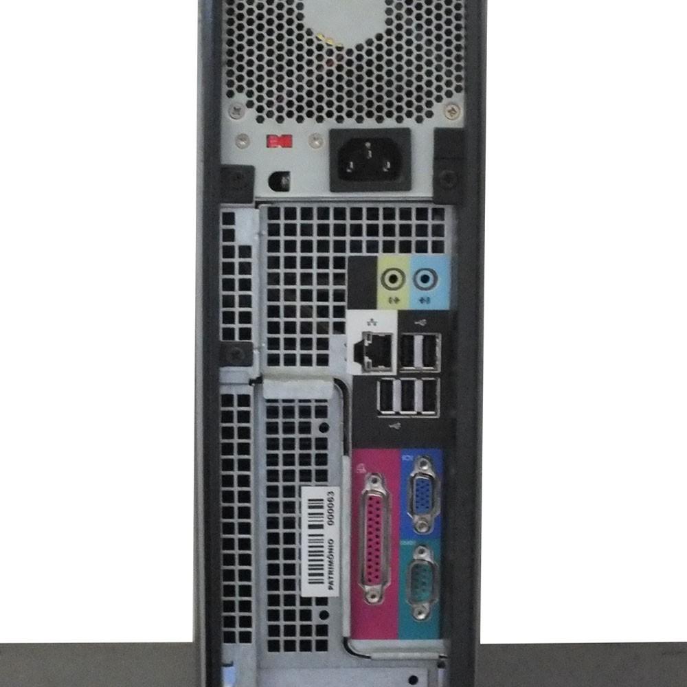 Usado: Computador Dell Optiplex 740 - AMD Athlon 64 X2 - 4gb ram - HD 160gb