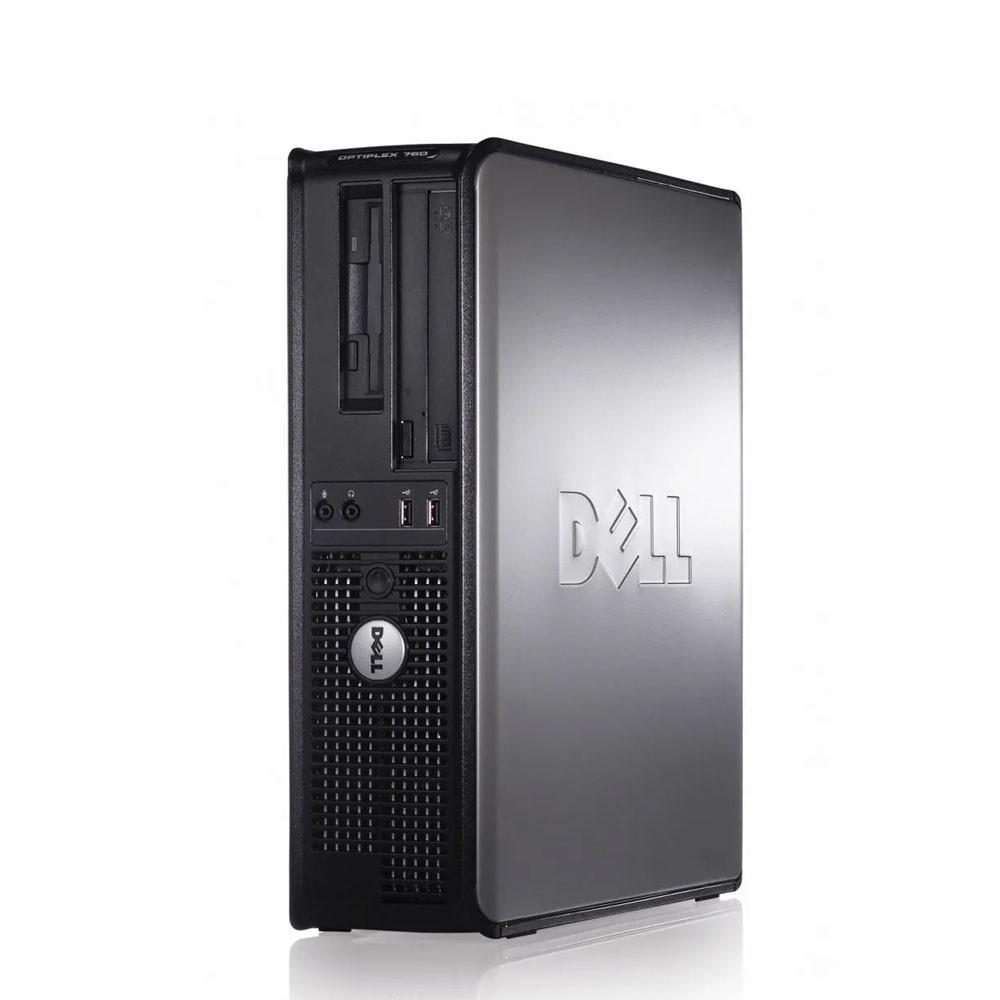 Usado: Computador Dell Optiplex 760 - Dual Core - 4gb ram - HD 500gb