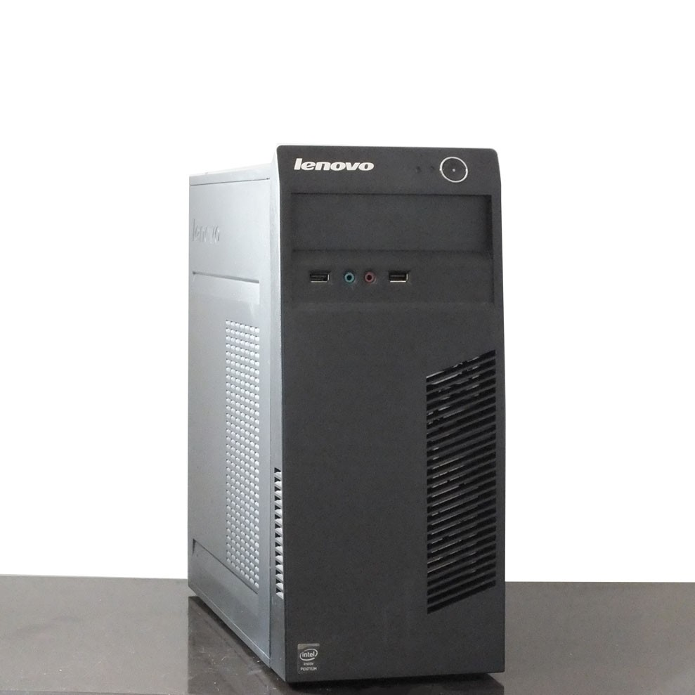 Usado: Computador Lenovo - Intel Dual Core - 4gb ram - HDe 160gb