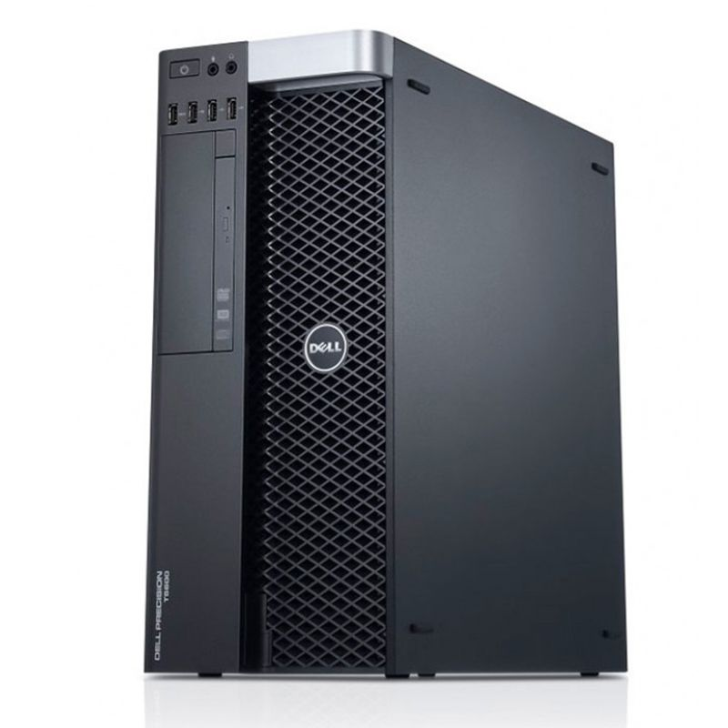 Workstation Dell Precision T5600 Xeon E52620 16gb ram HD 1tb