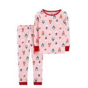 Pijama Pink Christmas - Carter's