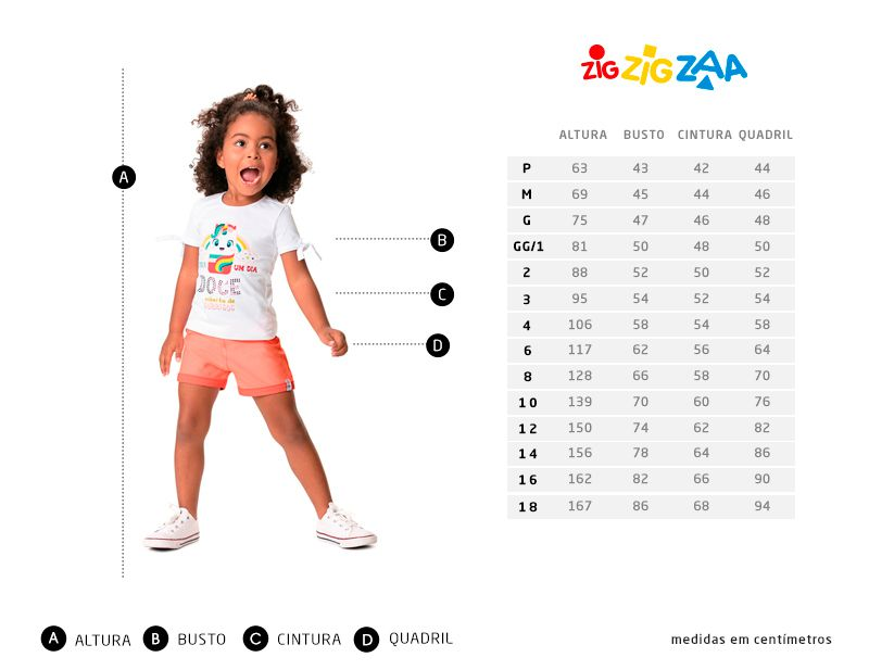Body (bodie) Gatinha - ZigzigZaa
