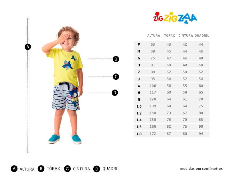 Body (bodie) Marinheiro - ZigzigZaa