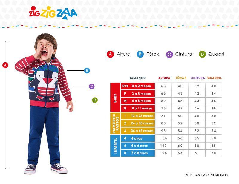 Body (bodie) Tigre - ZigzigZaa