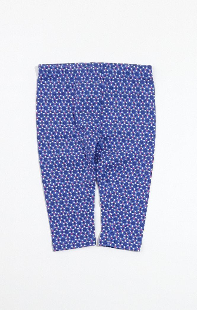 Calça Legging Estampada Azul - Oshkosh B'gosh
