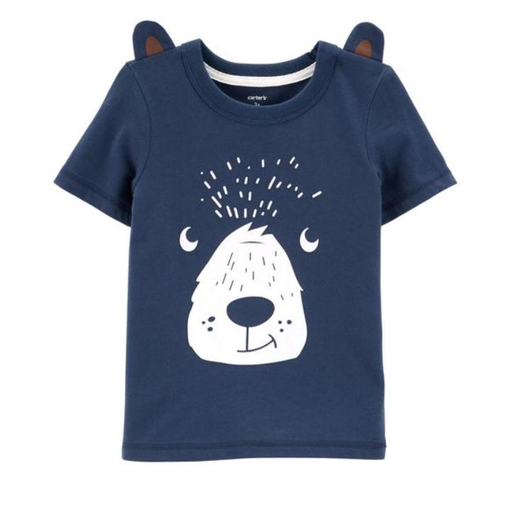 Camiseta Bear - Carter's