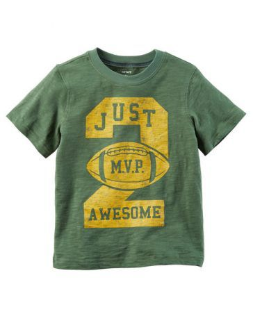 Camiseta Just Awesome - Carter's
