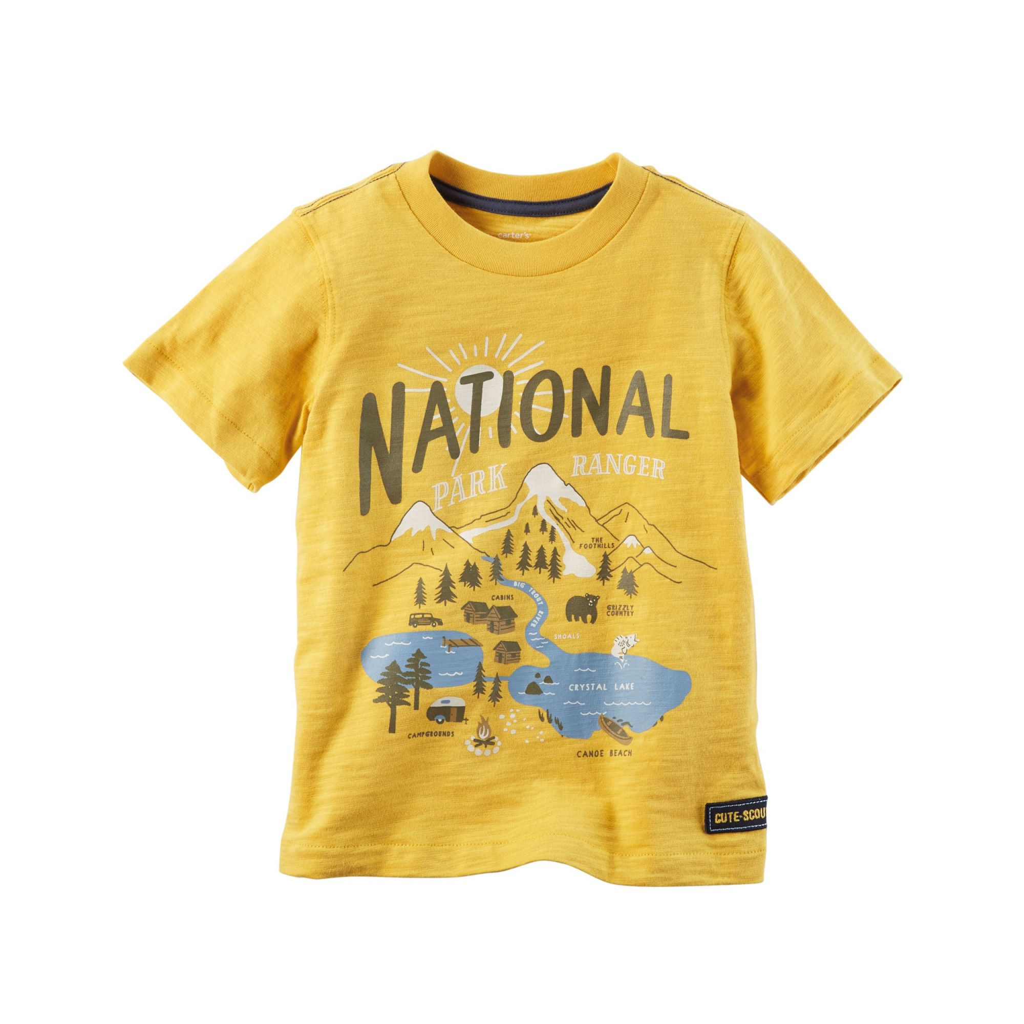 Camiseta National Park - Carter's