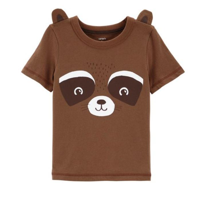 Camiseta Raccon - Carter's