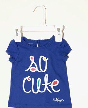 Camiseta So Cute – Tommy Hilfiger