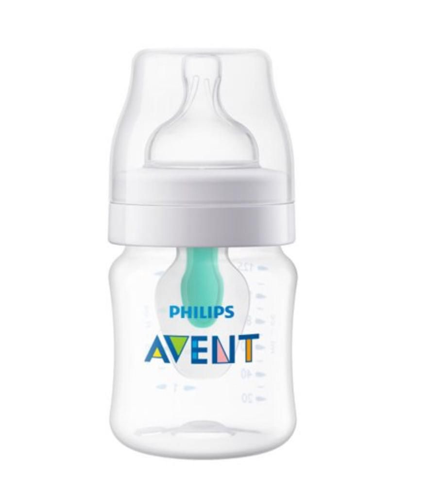 Mamadeira Anticólica Air Free 125ml  /  0m+ PHILIPS AVENT