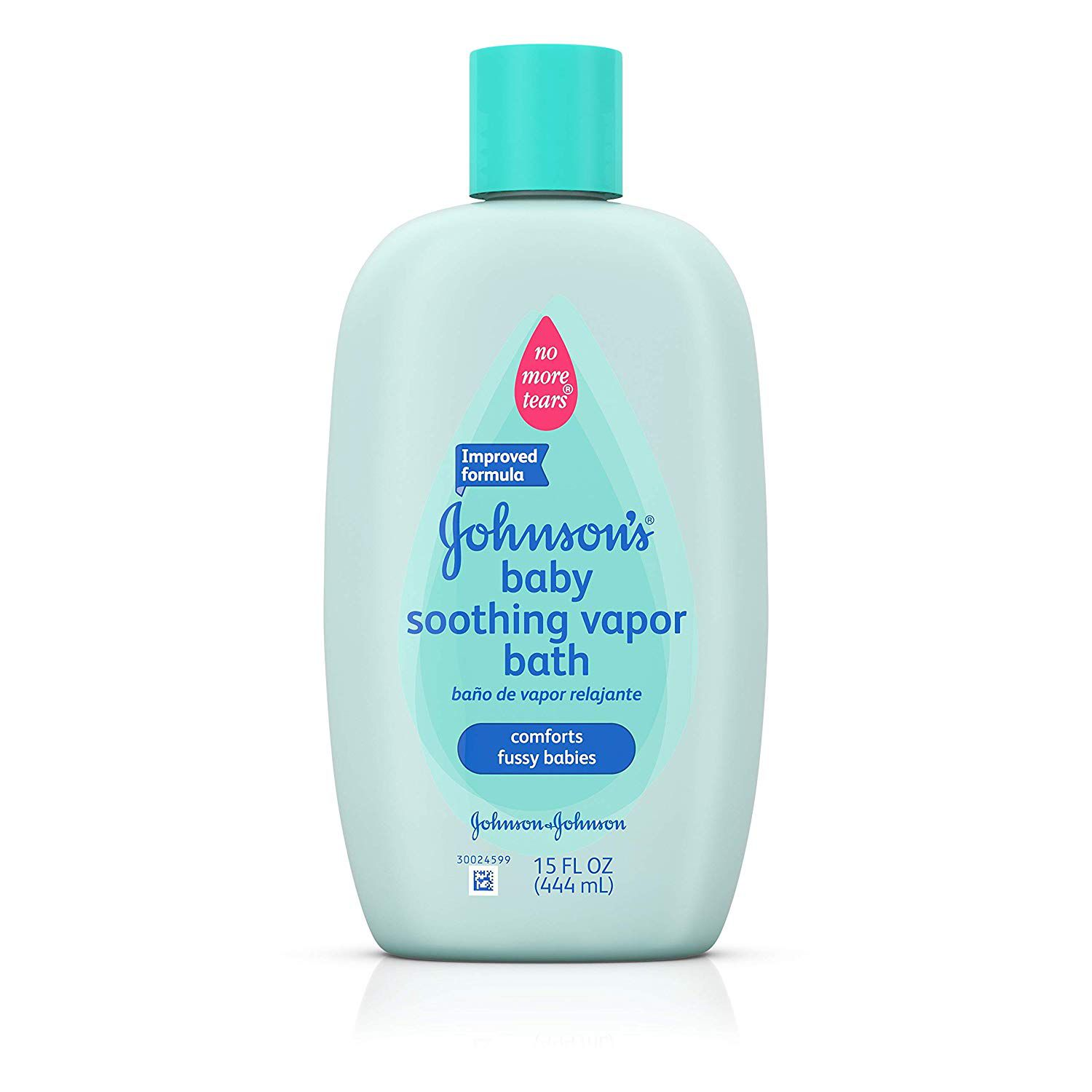 Johnson Baby Soothing Vapor Bath 444ml