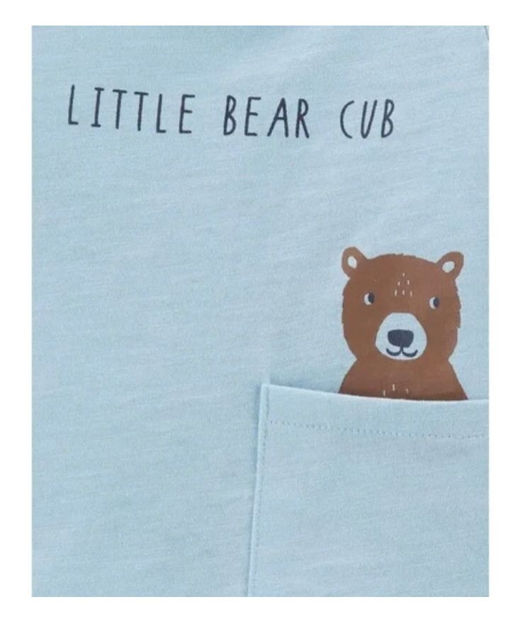 Kit 3 Little Bear Cub - Carters