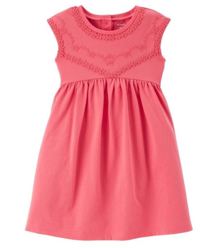 Vestido Pink - Carter's