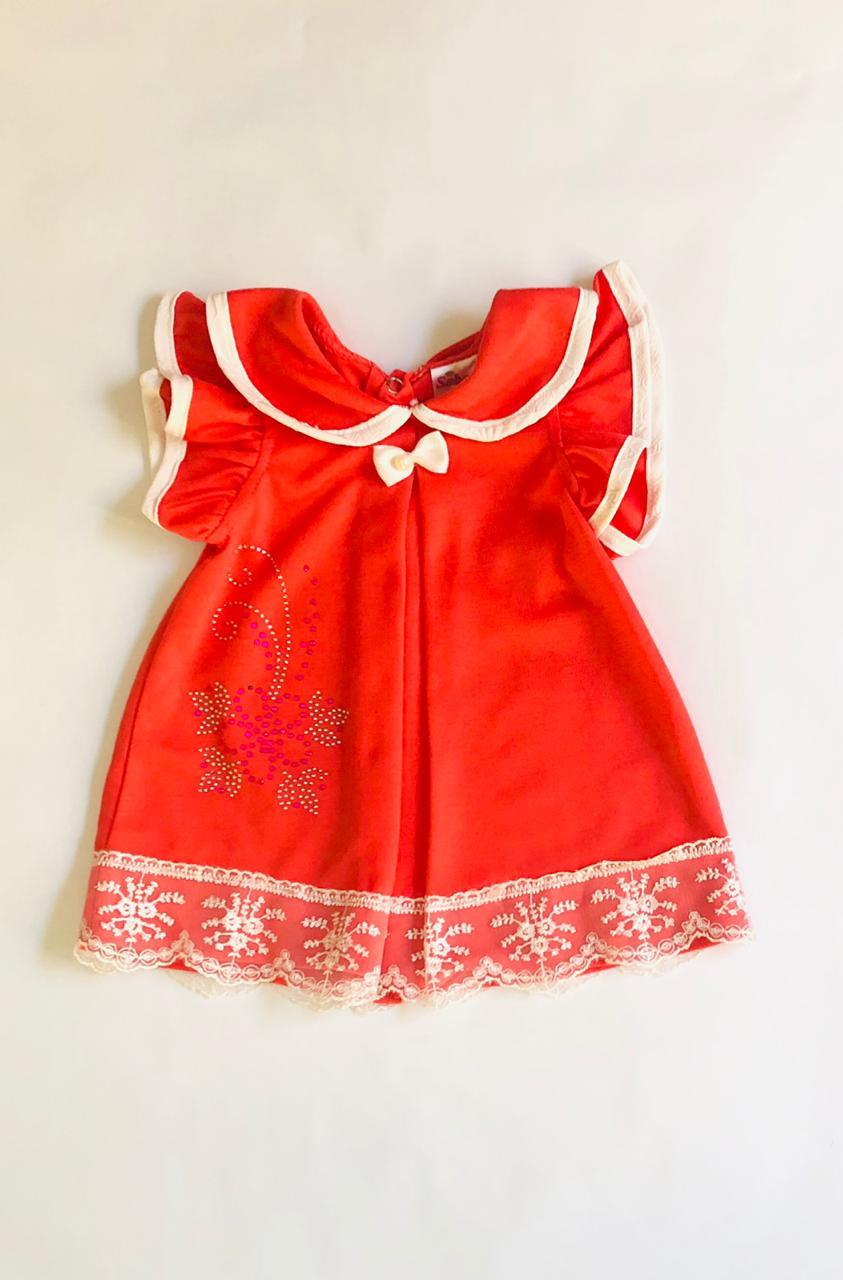 Vestido Vermelho - Sebay