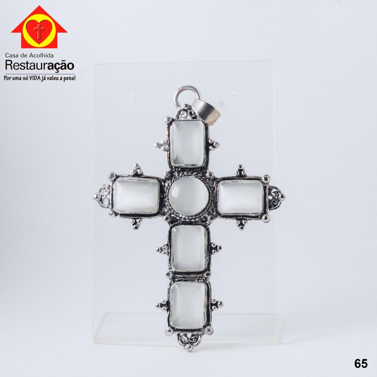Crucifixo com Pedras