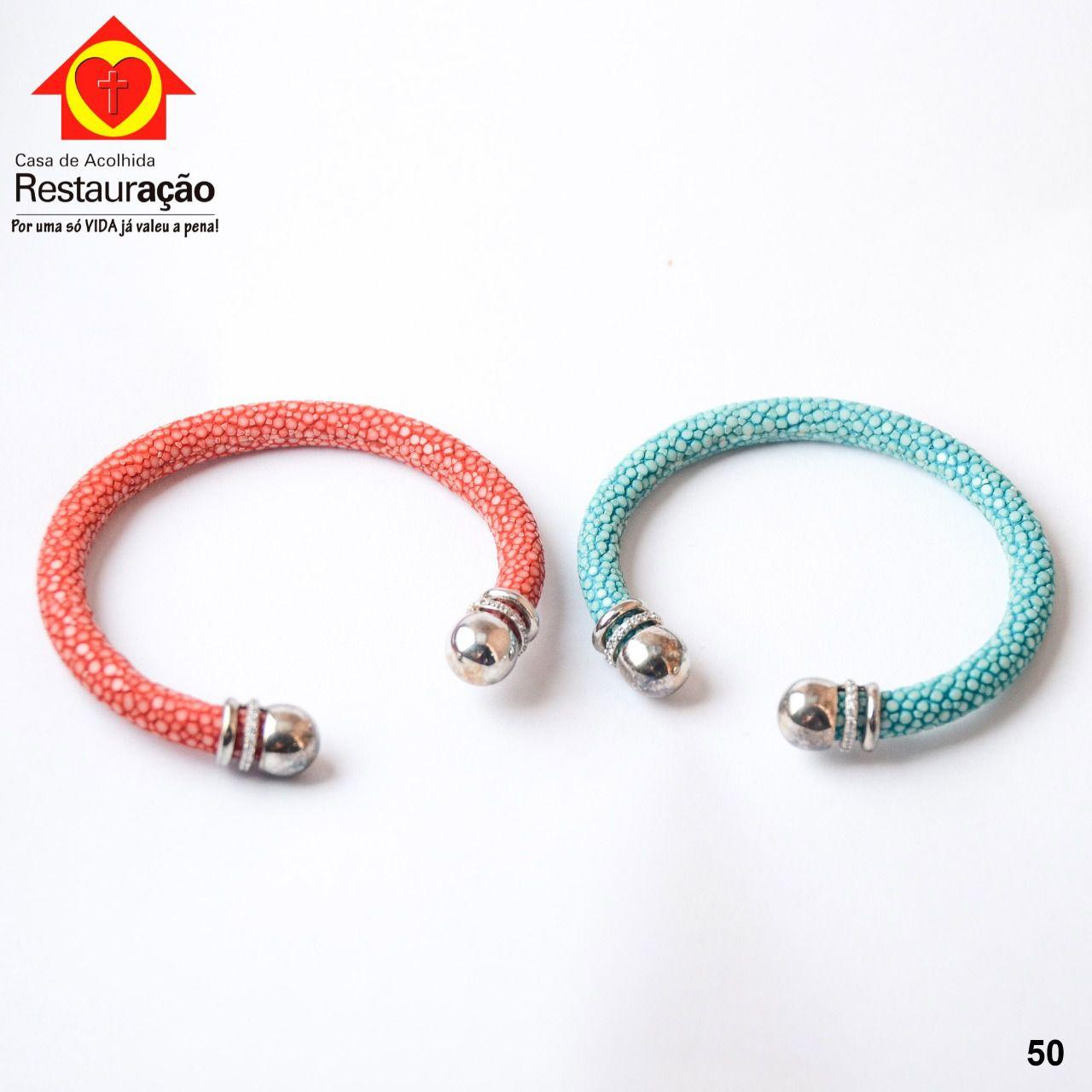 Kit Pulseira Colorida