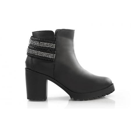 Bota Vegano Shoes Acácia Black