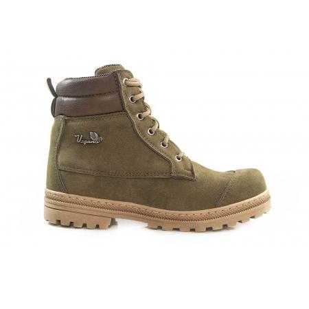 Bota Vegano Shoes Naturale Soft Aspargo