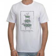 Camiseta Friends, not food - Algodão orgânico