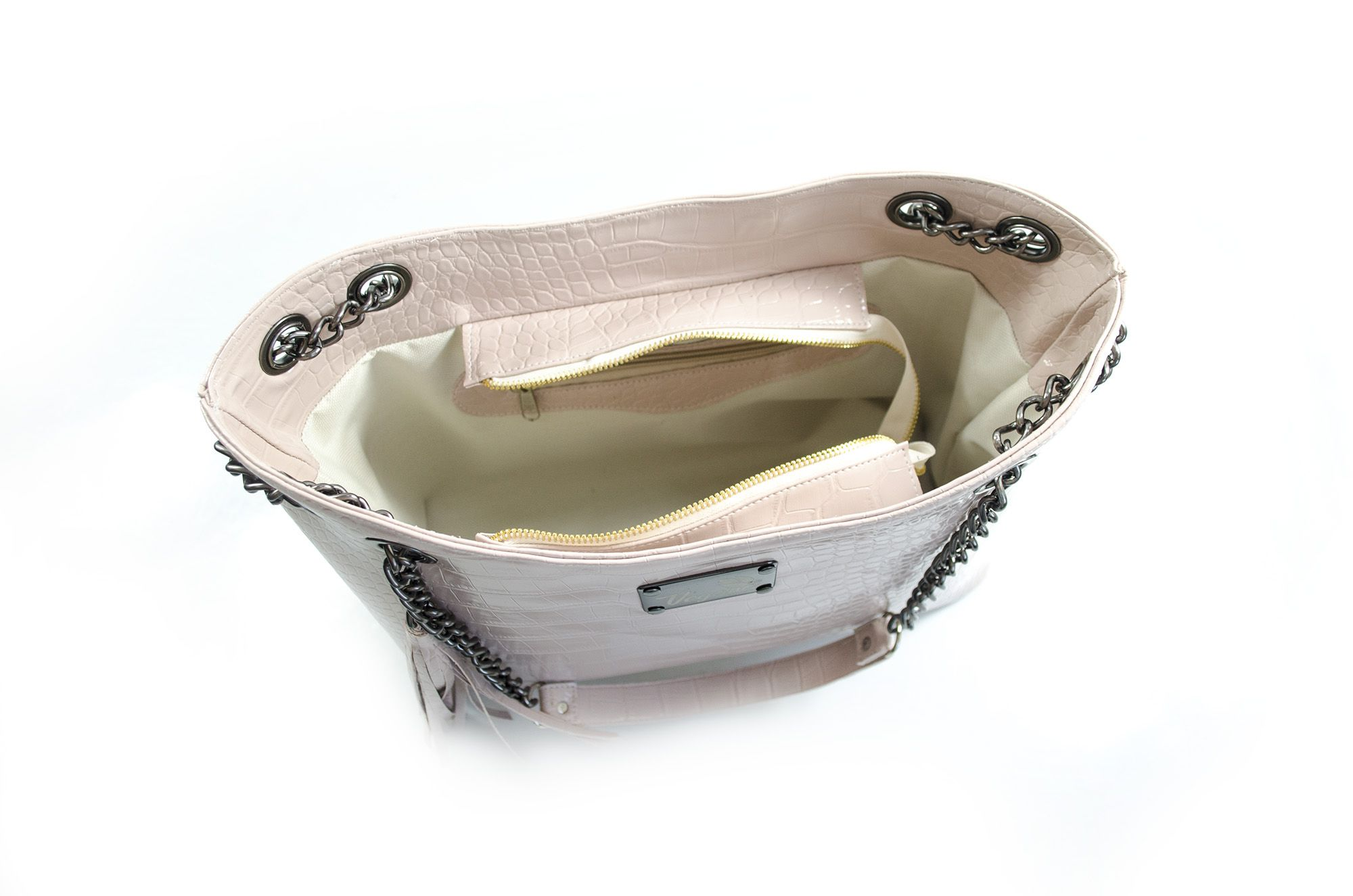 Bolsa Vegano Shoes Lily Nude