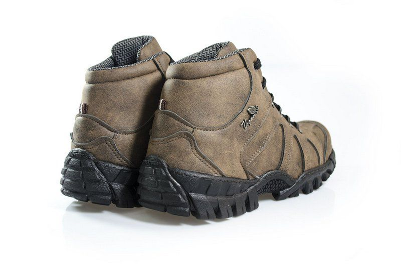 Boot Jatobá cano alto Castanho