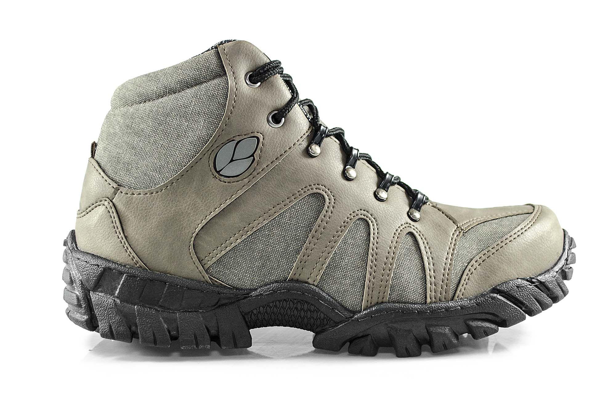 Boot Vegano Shoes Jatobá Aconcágua Granizo