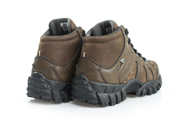 Boot Vegano Shoes Jatobá cano alto Brown