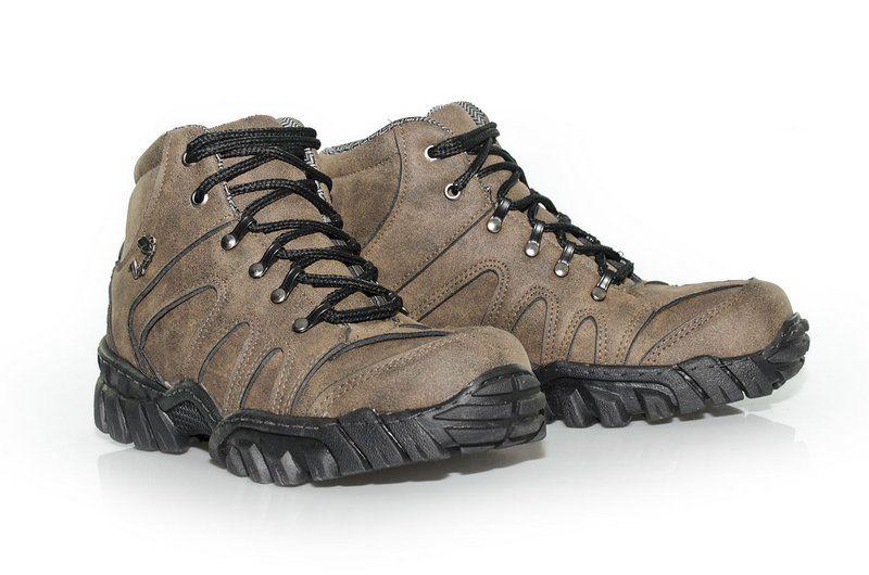 Boot Vegano Shoes Jatobá cano alto Castanho