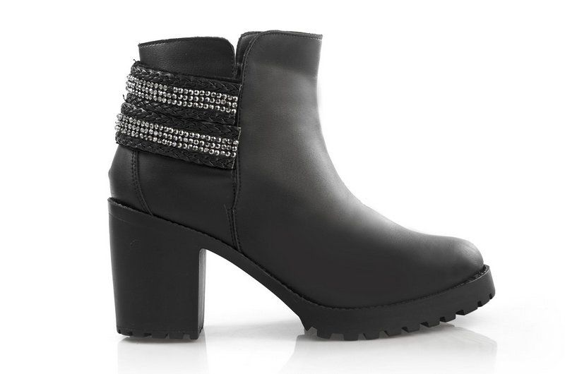 Bota Vegano Shoes Acácia Black