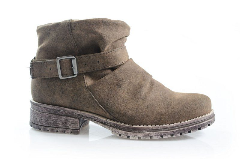 Bota Vegano Shoes Argan Castanho