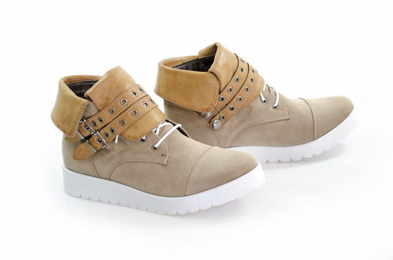 Bota Vegano Shoes Avena Areia